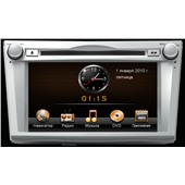 Штатное головное устройство Intro CHR-2264LY для Subaru Legacy с 2010 года