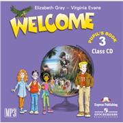 welcome 3 class cd - диски для занятий в классе(set 3)