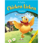 chicken licken teacher's book - книга для учителя