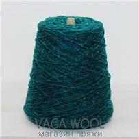 Пряжа Твид Soft Donegal Изумруд 5286, 95м в 50 г. Knoll Yarns, Jade