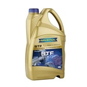 Трансмиссионное масло RAVENOL STF Synchromesh Transmission Fluid (4л)