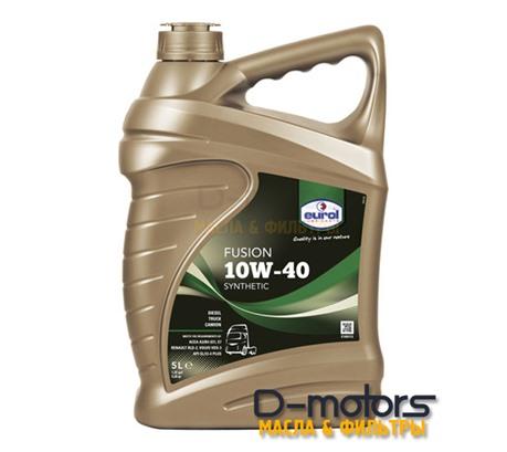 Моторное масло Eurol Fusion 10W-40 (5л.)