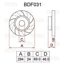 BDF031