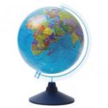 Глобус политический Globen Классик Евро d250 мм Ке012500187