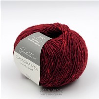 Cash Tweed 270 Rosso Pera, 150 м/50г, Casagrande