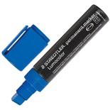 Маркер перманентный Staedtler Lumocolor линия 2-12 мм синий 388-3