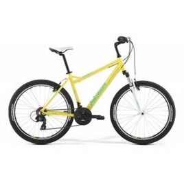 Велосипед Merida Juliet 6.5V Yellow/White/Green (2017) , интернет-магазин Sportcoast.ru