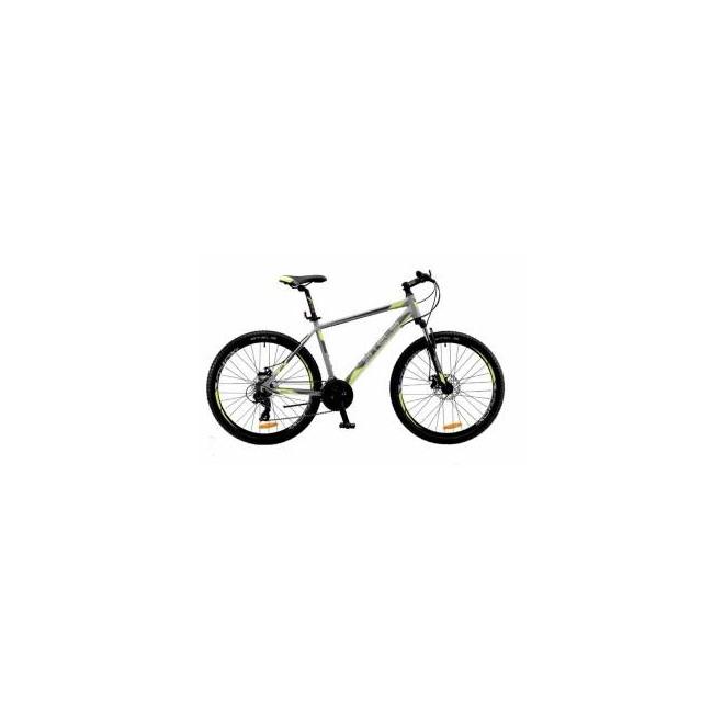 Велосипед Stels Navigator 610 MD V020 Серый/Желтый , интернет-магазин Sportcoast.ru
