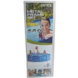 Бассейн каркасный Intex + фильтр-насос 28202NP 305х76 см