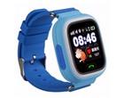 Детские часы GPS трекер Smart Baby Watch Q90 Голубые