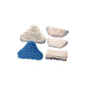 Комплект из 5 различных  насадок для паровой швабры