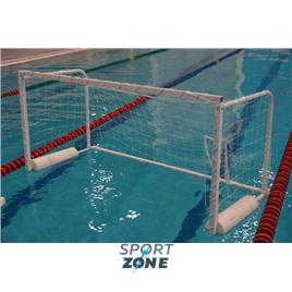 Ворота для водного поло, свободноплавающие (с сетками)