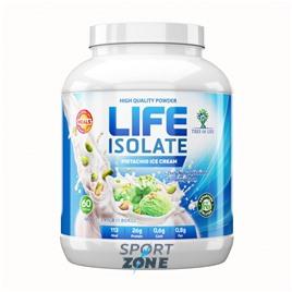 Life Isolate 4lb  Изолят, очищенный от жиров и углеводов