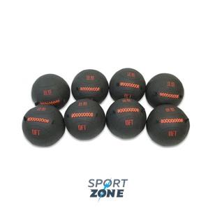 Набор тренировочных мячей Wall Ball Deluxe 8 шт от 3 до 15 кг