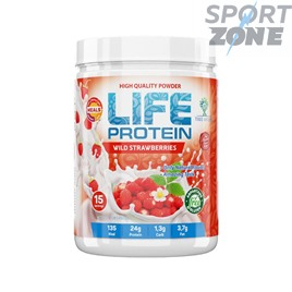 Life Protein 1lb Сывороточный белок + изолят сывороточного белка + яичный белок