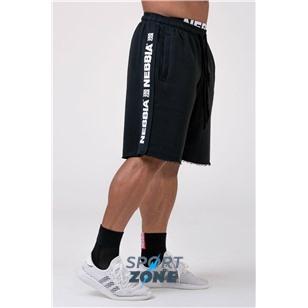 NE Shorts with lampas цв.чёрный