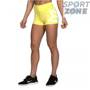 Спортивные шорты Gracie Hotpants, лимонный желтый