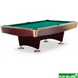 Weekend Бильярдный стол для пула «Reno» 8 ф (махагон), интернет-магазин товаров для бильярда Play-billiard.ru