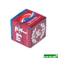 Ball Teck Мел «Ball teck PRO II» (2 шт, в красной металлической коробке) синий, интернет-магазин товаров для бильярда Play-billiard.ru. Фото 6