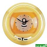 Weekend Часы настенные «Девятка» (неон) D35см, интернет-магазин товаров для бильярда Play-billiard.ru