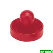 Бита для аэрохоккея (красная) D96 mm, интернет-магазин товаров для бильярда Play-billiard.ru
