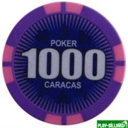 Набор для покера Caracas на 500 фишек, интернет-магазин товаров для бильярда Play-billiard.ru. Фото 6