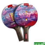 Weekend Теннисная ракетка Start line Level 400 New (прямая), интернет-магазин товаров для бильярда Play-billiard.ru. Фото 1