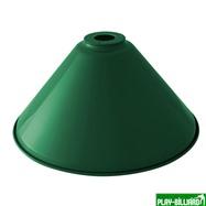 Weekend Плафон «Evergreen» (зеленый D35см), интернет-магазин товаров для бильярда Play-billiard.ru. Фото 1