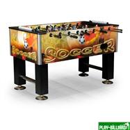 Weekend Настольный футбол (кикер) «Roma II» (140x76x87 см, цветной), интернет-магазин товаров для бильярда Play-billiard.ru. Фото 1