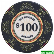 Набор для покера Luxury Ceramic на 500 фишек, интернет-магазин товаров для бильярда Play-billiard.ru. Фото 6