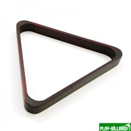 Weekend Треугольник 68 мм (махагон), интернет-магазин товаров для бильярда Play-billiard.ru