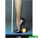 """Постер """"I win"""", интернет-магазин товаров для бильярда Play-billiard.ru"""