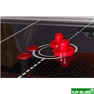 Weekend Аэрохоккей «Black Ice» 7 ф (213 х 111 х 80 см, черный), интернет-магазин товаров для бильярда Play-billiard.ru. Фото 6