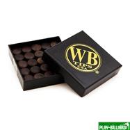 Weekend Наклейка для кия «Water Buffalo» (MH) 13 мм, интернет-магазин товаров для бильярда Play-billiard.ru. Фото 1