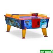 Wik Всепогодный аэрохоккей «Shark» 8 ф (238 х 128 х 83 см, цветной, купюроприемник), интернет-магазин товаров для бильярда Play-billiard.ru