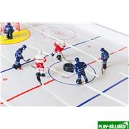Red Machine Настольный хоккей «Метеор» (96 x 51 x 16 см, цветной), интернет-магазин товаров для бильярда Play-billiard.ru. Фото 5