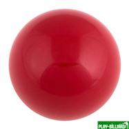 """Биток 68 мм """"Classic"""" (красный), интернет-магазин товаров для бильярда Play-billiard.ru"""