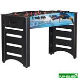 Weekend Настольный футбол (кикер) «Dybior Turin» (120x61x84, синий), интернет-магазин товаров для бильярда Play-billiard.ru