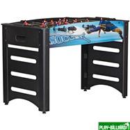Weekend Настольный футбол (кикер) «Dybior Turin» (120x61x84, синий), интернет-магазин товаров для бильярда Play-billiard.ru. Фото 1