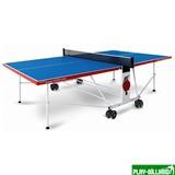 """Weekend Всепогодный складной стол для настольного тенниса """"Compact Expert Outdoor""""  (274 х 152,5 х 76 см), интернет-магазин товаров для бильярда Play-billiard.ru"""