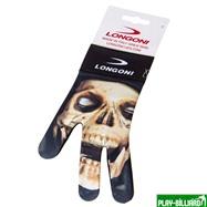 Longoni Перчатка бильярдная «Longoni Fancy Skull 3», интернет-магазин товаров для бильярда Play-billiard.ru. Фото 2