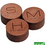 """Наклейка для кия """"Hirano"""" (H) 13 мм, интернет-магазин товаров для бильярда Play-billiard.ru"""