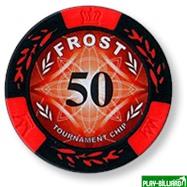 Набор для покера Frost на 300 фишек, интернет-магазин товаров для бильярда Play-billiard.ru. Фото 5