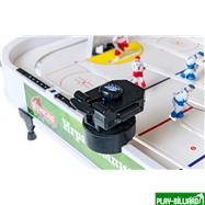 Red Machine Настольный хоккей «Юниор мини» (58.5 x 31 x 11.8 см, цветной), интернет-магазин товаров для бильярда Play-billiard.ru. Фото 7