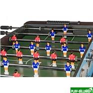 Weekend Настольный футбол (кикер) «Dybior Turin» (120x61x84, синий), интернет-магазин товаров для бильярда Play-billiard.ru. Фото 3