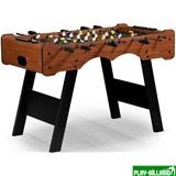 Weekend Настольный футбол (кикер) «Stuttgart» (122x61x81см, коричневый), интернет-магазин товаров для бильярда Play-billiard.ru
