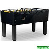 Weekend Настольный футбол (кикер) «Marsel» (144x76x90см, черный), интернет-магазин товаров для бильярда Play-billiard.ru