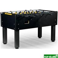 Weekend Настольный футбол (кикер) «Marsel» (144x76x90см, черный), интернет-магазин товаров для бильярда Play-billiard.ru. Фото 1