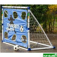 Weekend Разборные футбольные ворота с тренировочными сетками «Madcador 3 в 1» (сетка-мишень, сетка-отражатель), интернет-магазин товаров для бильярда Play-billiard.ru. Фото 7