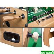 Weekend Настольный футбол (кикер) «Royal» (144x73x86 см, светлый), интернет-магазин товаров для бильярда Play-billiard.ru. Фото 7
